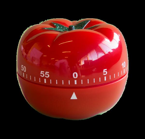 Pomodoro productivity